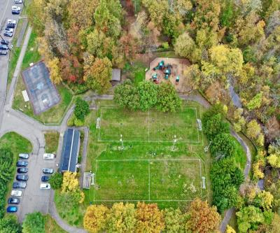 Bond Force Park - Drone Shot from October 2020