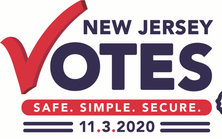 NJ Votes Logo
