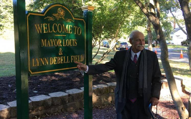 Mayor DeBell